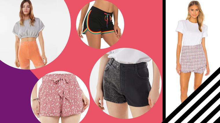 Shorts para mujer
