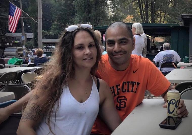 Sadie y Eddie Martínez.