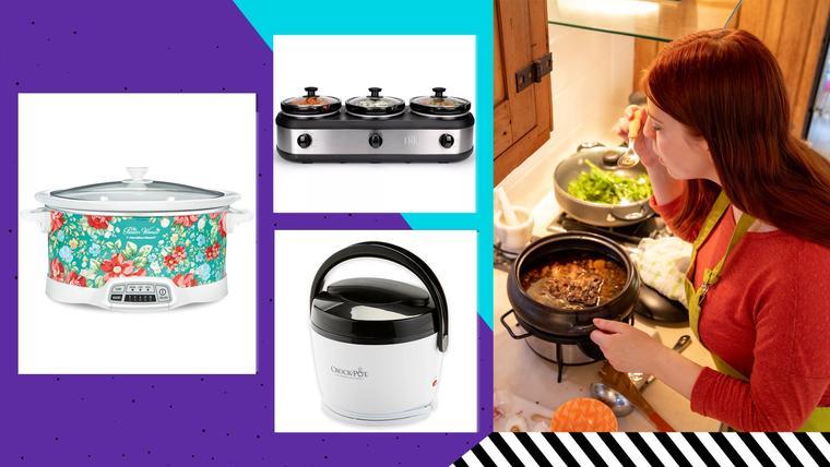 Slow cookers y ollas de cocción lenta