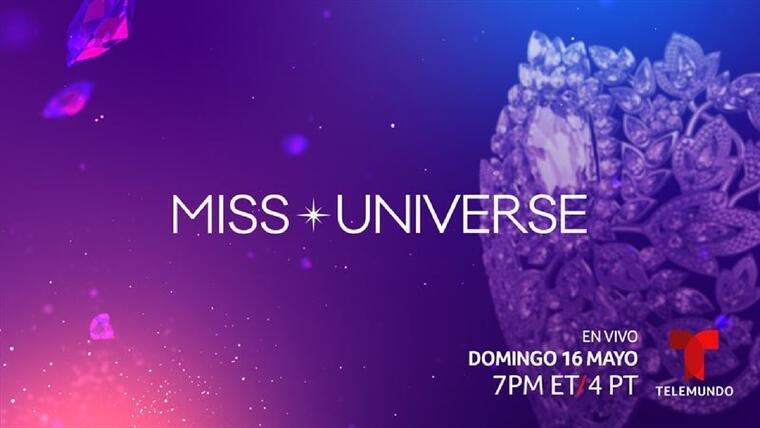 """Telemundo y su programación especial en """"Miss Universe"""""""