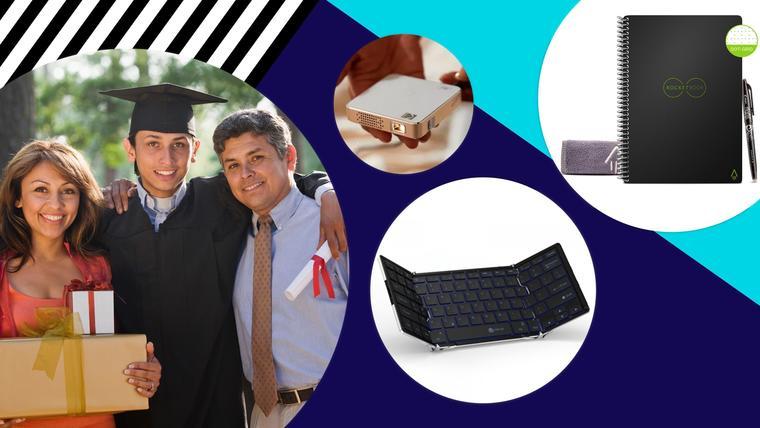 Gadgets y regalos para graduación