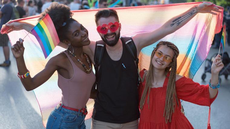 Moda de orgullo gay/pride