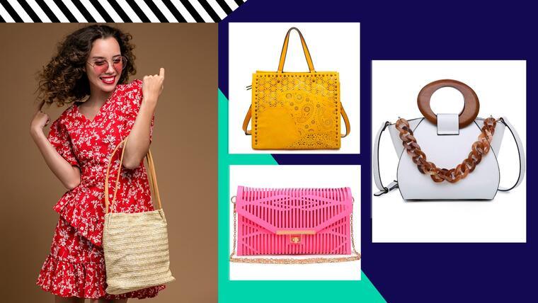 Bolsos de mujer para el verano