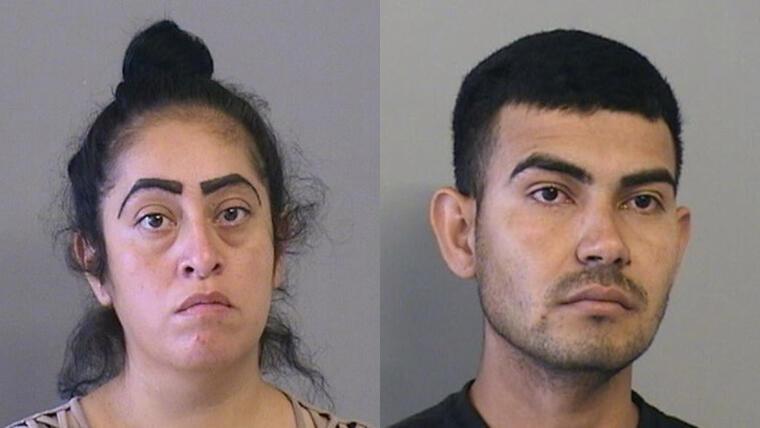 Desiree Castañeda y Juan Miranda Jara, acusados de negigencia de un menor y violación en primer grado