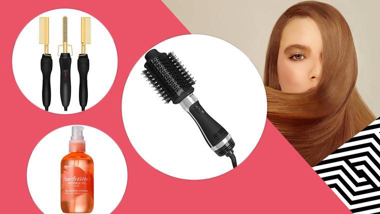 15 esenciales para obtener un pelo liso y saludable | Telemundo