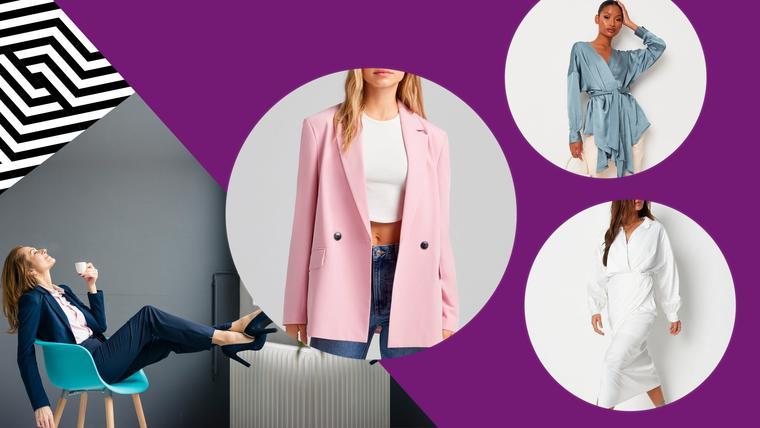 Regresa a la oficina con estilo usando estas fabulosas prendas | Telemundo