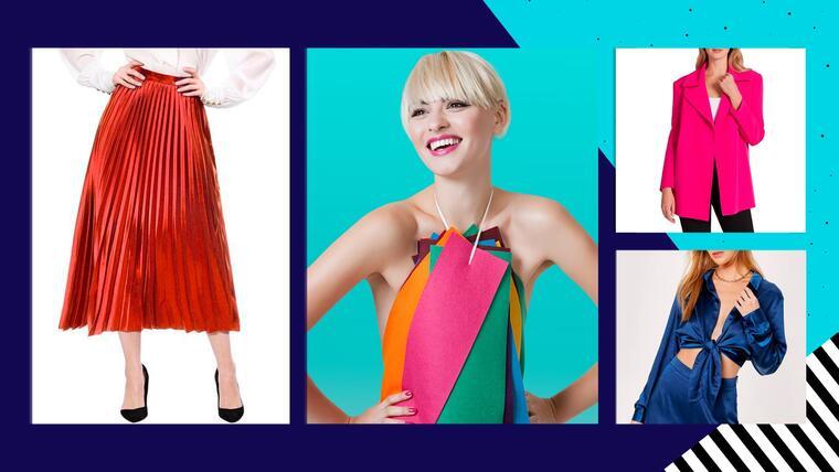 Los 8 colores que estarán de moda este otoño 2021 | Telemundo