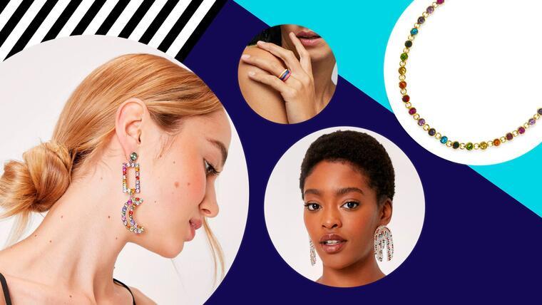 Joyería multicolor que combina con todo en tu guardarropa | Telemundo