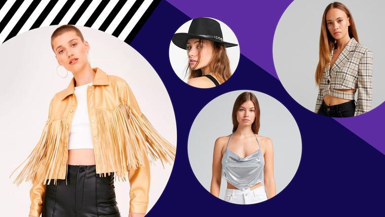 Consigue aquí las últimas tendencias de la moda a tu alcance   Telemundo