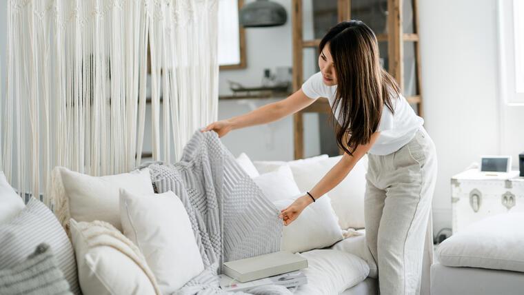 12 tips de decoración para hacer ver tu hogar más amplio   Telemundo