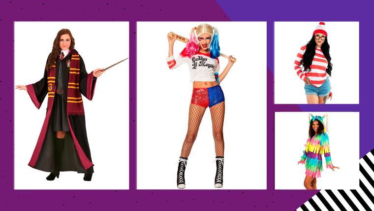 Disfraces de Halloween para mujer que te van a encantar | Telemundo