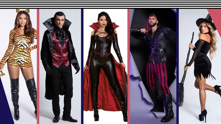 10 disfraces para hombre y mujer para llevar este Halloween   Telemundo