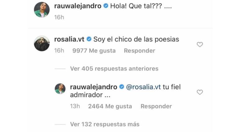 Rauw Alejandro Comentarios