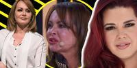 Gaby Spanic afila la lengua contra Alicia Machado