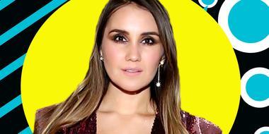 """Dulce María y la foto de su cara """"sin filtro"""" que provoca burlas"""