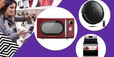 25 electrodomésticos que necesitas, ¡y a precios rebajados!