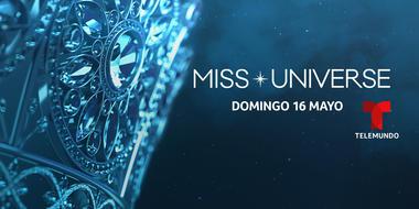 Miss Universo 69na. edición por Telemundo
