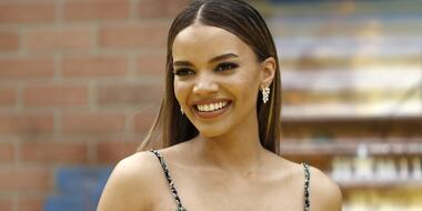 Leslie Grace premiere In The Heights