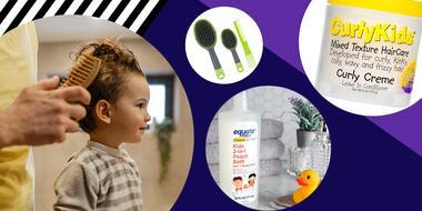 16 productos para cuidar y estilizar el cabello de tus hijos | Telemundo
