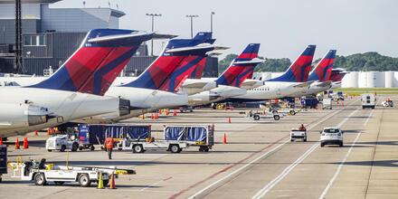 Aeropuerto Internacional Hartsfield-Jackson de Atlanta.