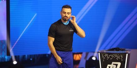Andrés nominado en el episodio 16 de El Domo del Dinero