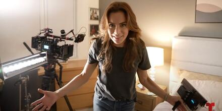 Silvia Navarro en 'La Suerte de Loli'