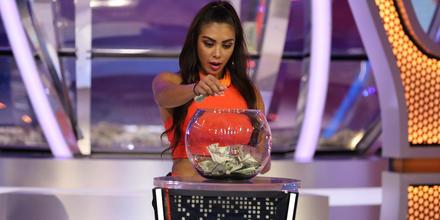 Carolina entra por primera vez a El Domo del Dinero