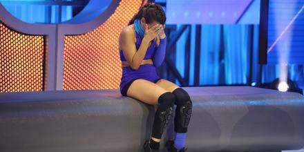 Andrea llora la eliminación de Metzli de El Domo del Dinero