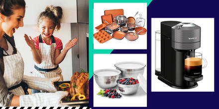 Las mejores ofertas de Black Friday 2020 en electrodomésticos y utensilios de cocina