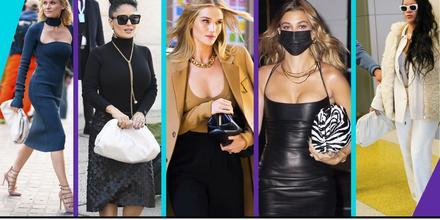 Bolsos de mano de las celebridades - clutch