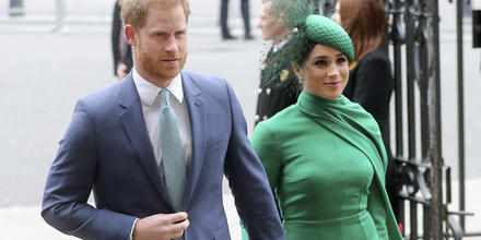 Príncipe Harry y Meghan Merkle