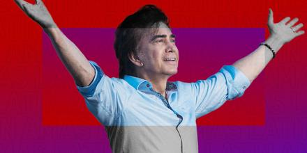 """Jose Luis Rodriguez """"El Puma"""" será galardonado con el premio leyenda en los Latin AMAs"""