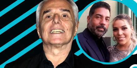 """Papá de Frida Sofía le planta cara a Enrique Guzmán y lo llama: """"Abusivo"""""""