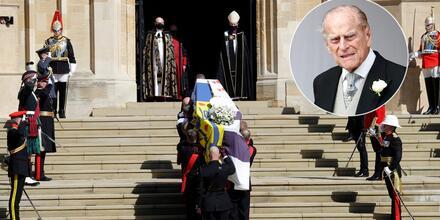 Funeral del príncipe Philip