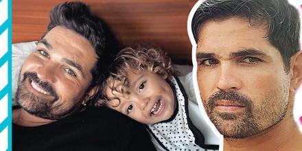 Ferndinando Valencia dice el fallecido Dante se comunica con su otro bebé
