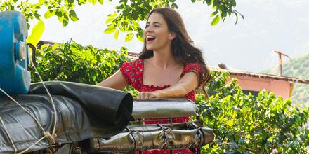 Laura Londoño, la nueva Gaviota en Café Con Aroma de Mujer, nueva versión 2021
