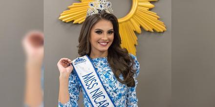 Ana Marcelo, Miss Nicaragua