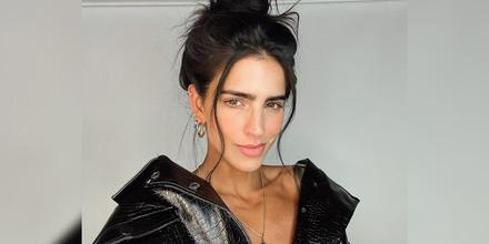 Bárbara de Regil posando con sexy