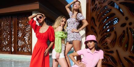 candidatas a Miss Universo 2021, 69na. edición sesión de fotos Shop the look