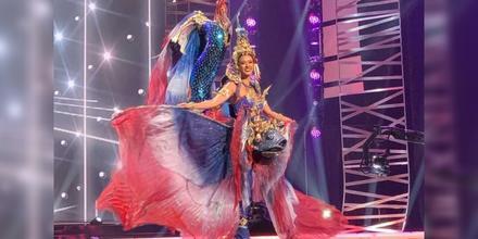Amanda Obdam, Miss Tailandia 2020, candidata a Miss Universo 2021, 69na. edición