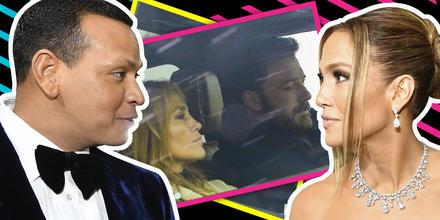Jennifer López: Ni la rabieta de A-Rod detiene a Ben Affleck en su conquista