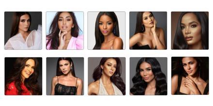 top 10 finalistas miss universo 2021 69na. edición