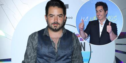 José Eduardo Derbez y Mauricio Ochmann