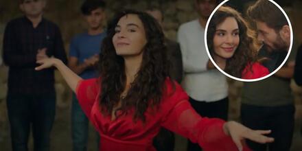 Baile de Midyat en 'Hercai: Amor y Venganza'.