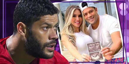 Ella es Camila Sousa, la 'sobrina' del futbolista Hulk que él embarazó