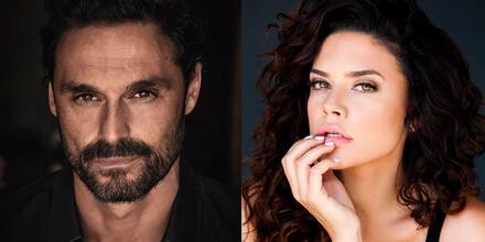 Ivan Sánchez y Angélica Celaya, protagonistas de La Mujer de mi Vida