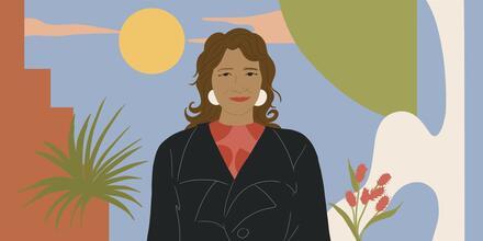 Ilustración de la Dra. Yvette Calderon.