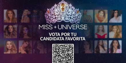 ¿Ya tienes a tu favorita para ganar Miss Universo? ¡Vota aquí!