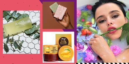 Productos para un aroma corporal delicioso