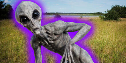 Extraterrestre visita Bolivia